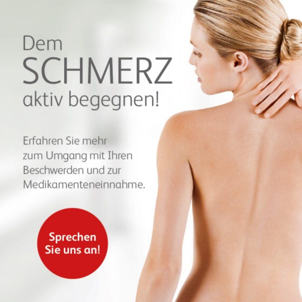 Aktuelles - Schmerzberatung - Stein Apotheke - Köln-Lövenich