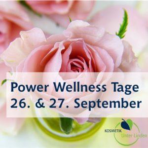 Aktuelles - Power Wellness Tage - Stein Apotheke - Köln-Lövenich