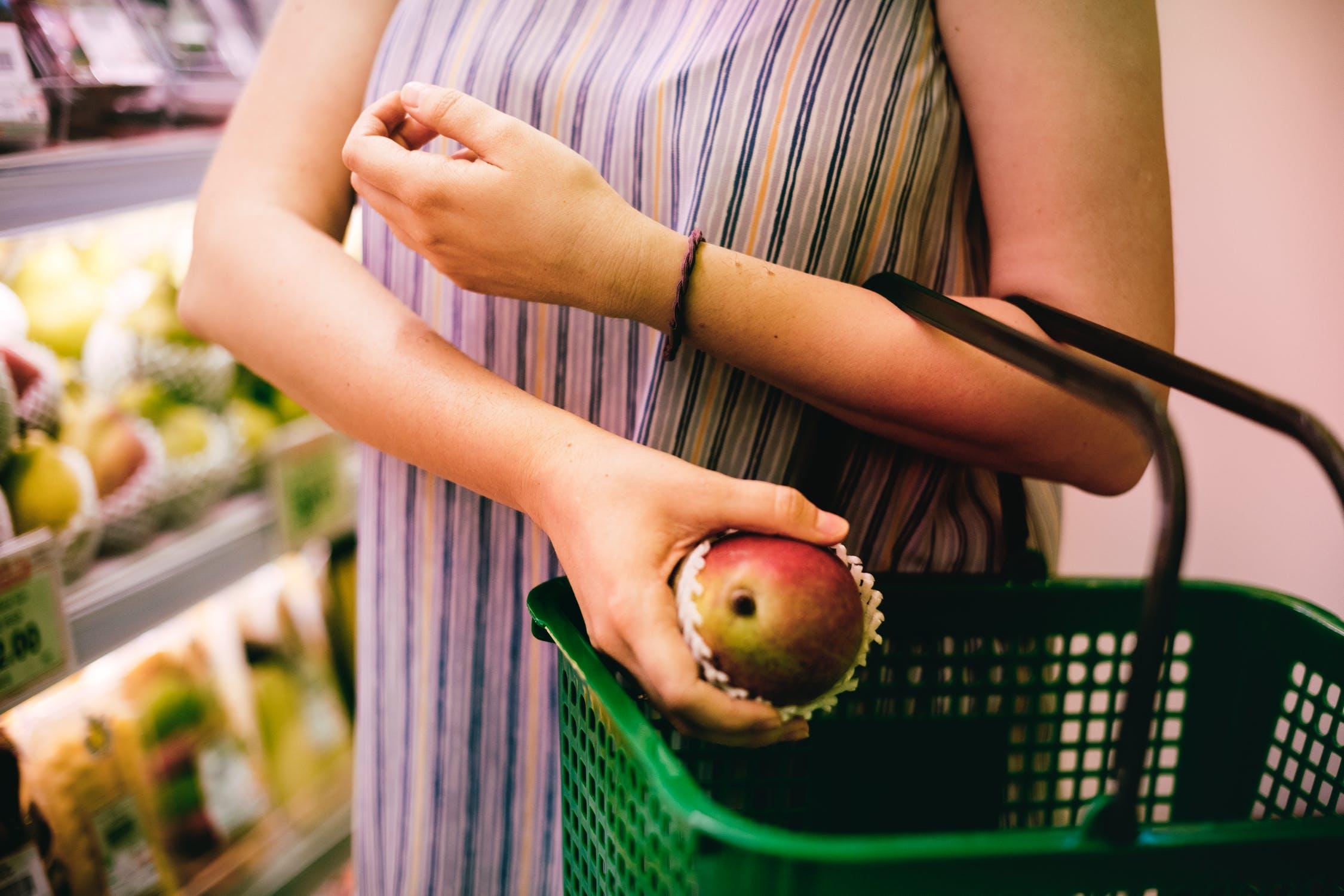 Gesunde Ernährung mit Obst und Gemüse lernen